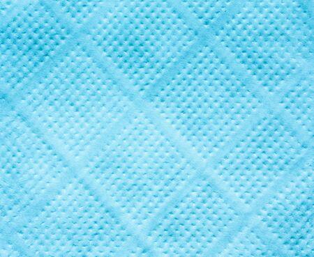 Blue Paper Napkin Texture For Artwork (See Similar Images In My Portfolio) (See Similar Images In My Portfolio) photo