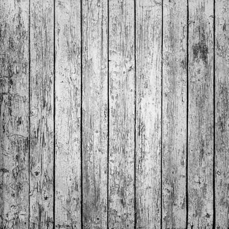 White Gray Wooden Wall Texture  photo