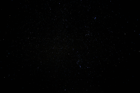 Narural Real Night Sky Stars Background Texture