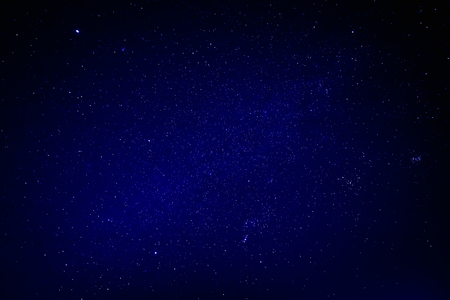 Natural Real Night Sky Stars Background Texture Banco de Imagens - 38683044