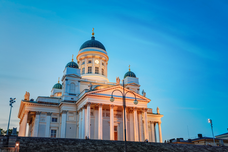 st nicholas cathedral: Helsinki Cathedral is the Finnish Evangelical Lutheran cathedral of the Diocese of Helsinki. Finland. It was also known as St Nicholas Church until the independence of Finland in 1917.