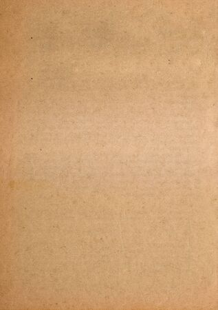 Blank brown old paper retro background texture for design