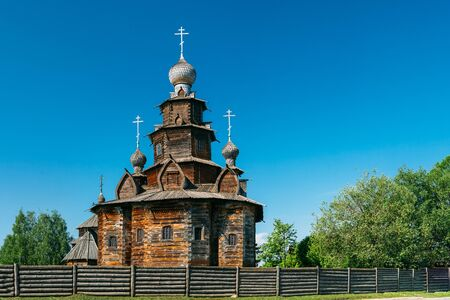 transfiguration: Church of Transfiguration in Old Russian Town of  Suzdal, Russia.