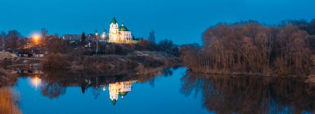 nikolay: Gomel, Belarus. Panorama Of Church Of St Nicholas The Wonderworker
