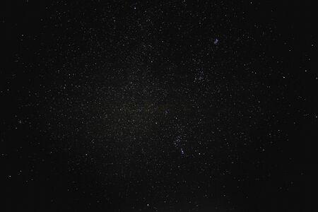 Night Sky Stars Background