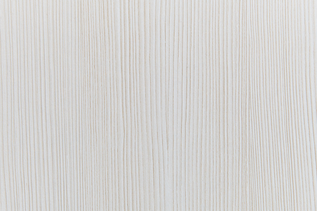 Close-up texture of wooden plank of white wenge for background.
