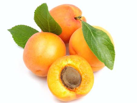 apricots Stok Fotoğraf - 14215769