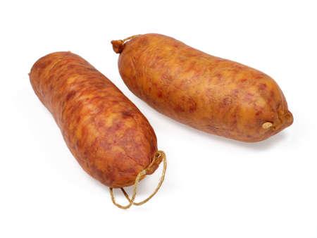 jura: sausages Jura Stock Photo