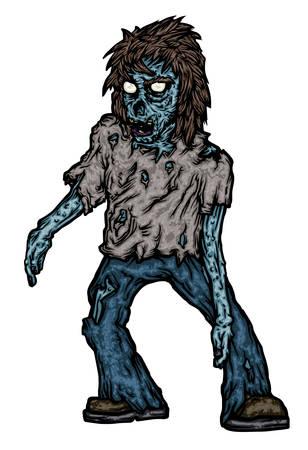 pandemic: Walking Zombie