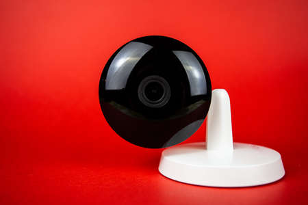 Security Camera for Home Security Reklamní fotografie