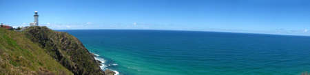 australia byron bay lighthouse photo