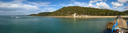 fraser: australia fraser island coastline