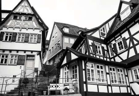 fachwerk: Fachwerk or half-timbered architecture