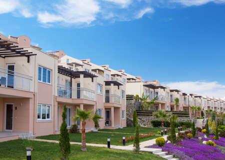 new development: New real estate development
