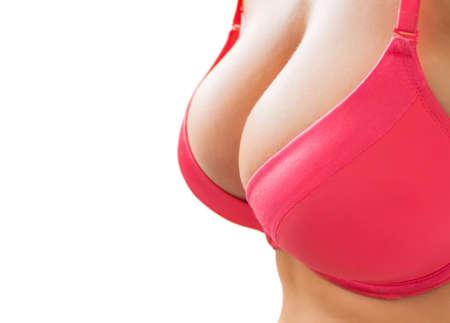 breasts: Beautiful big woman