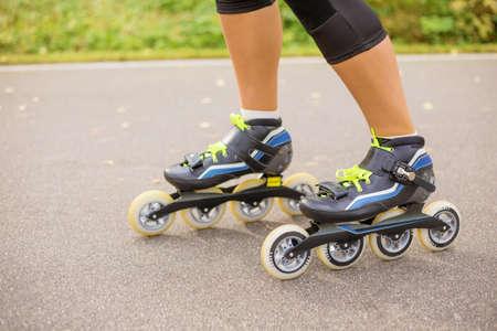 fits in: Athlete roller skates