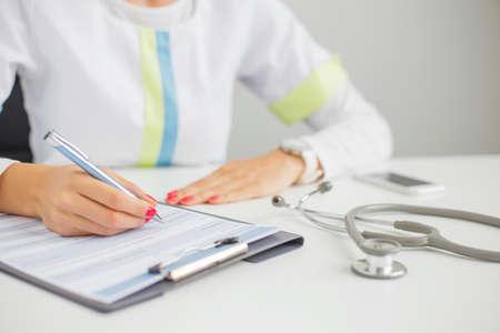 医師署名文書