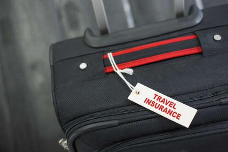 Reiseversicherung Konzept