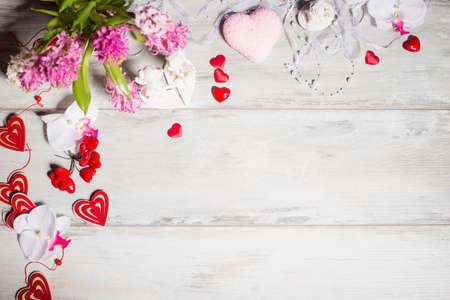 valentines background: Valentines day background Stock Photo
