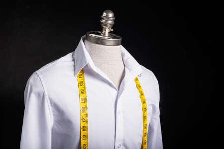Koszula i taśma klejąca Zdjęcie Seryjne