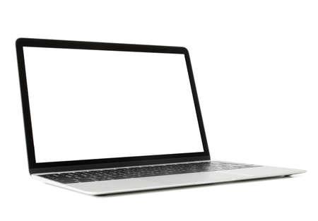 Laptop computer Banque d'images