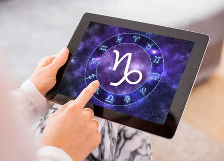 astrologer: Capricorn zodiac sign