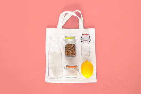 Shopping kit for zero waste lifestyle