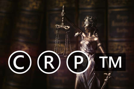 Concept of copyright, patent and registered trademarks law