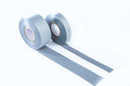 Reflective tape. Tape for contour marking of transport. Tape to identify the dimensions of the transport. Signal light reflectors.