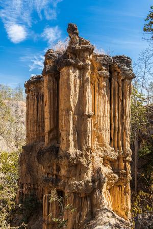 grand hard: Pha Chor Canyon, Grand Canyon of Chiang Mai, Thailand  very high resolution