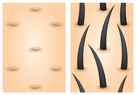 hair growth stimulants before after