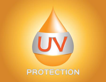 uv: uv protection Illustration