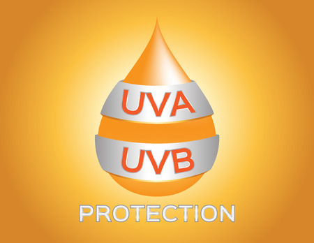 penetrate: uv protection Illustration