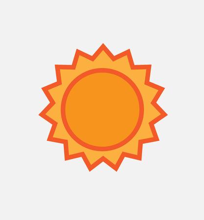 skin burns: sun and uv logo and icon