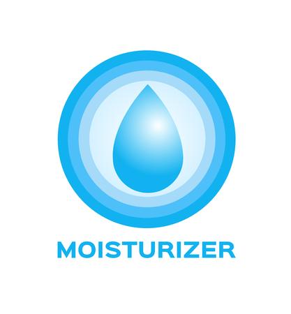 papering: moisturizer skin icon  , moisturizer apply to skin