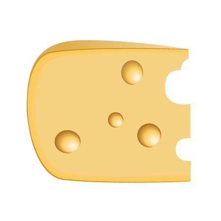 cheez: cheese vector Illustration