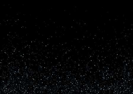 glowing skin: abstract glitter background effect. galaxy , universe , Sparkling star texture on black. Star dust sparks on black background. Vector Illustration , blue