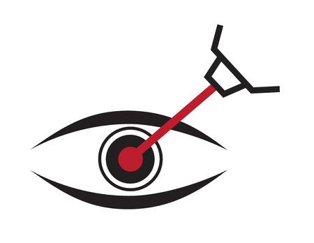 目のレーシック アイコン