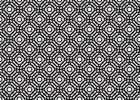 disorient: Abstract Circle Pattern. Vector , background