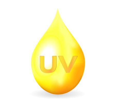 紫外線保護、ベクトル