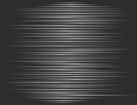 speed lines background. explosion background. Black and white vector illustration Illusztráció