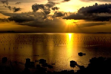 Koh Yor Sunset photo