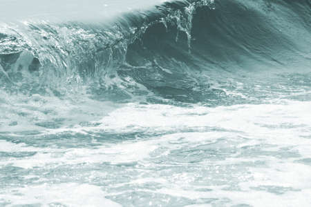massachussets: Ocean Waves