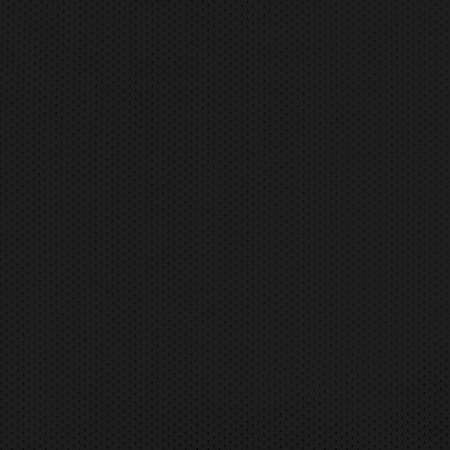 Black Sport Jersey Mesh Textile