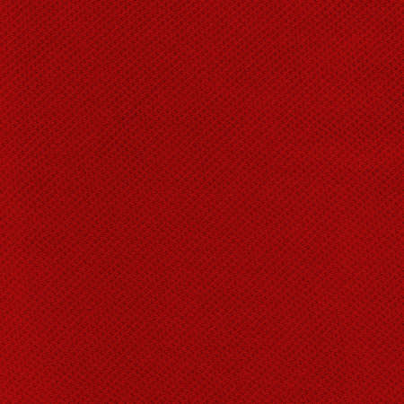 Red Sport Jersey Mesh Textile Stock Photo - 16707937