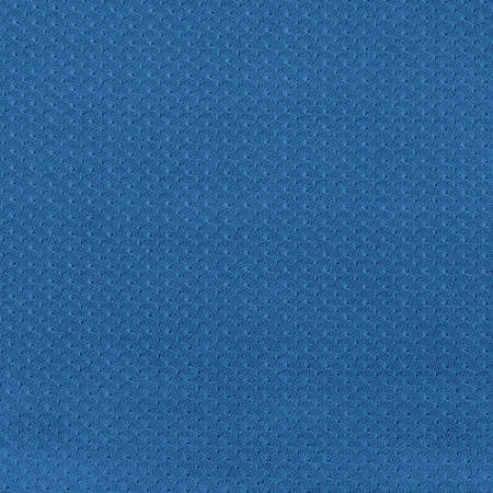Blue Sport Jersey Mesh Textile Stock Photo - 16707940