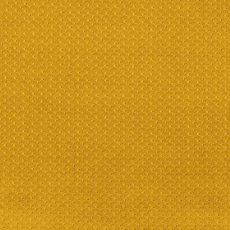 breathable: Yellow Sport Jersey Mesh Textile