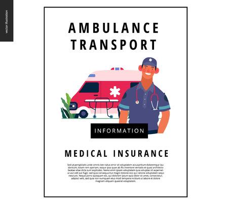 Medical insurance templaterance