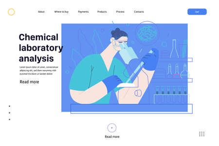 Test tube baby - medical insurance web template