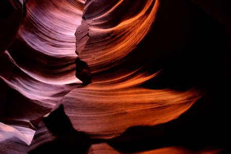 antelope canyon 免版税图像